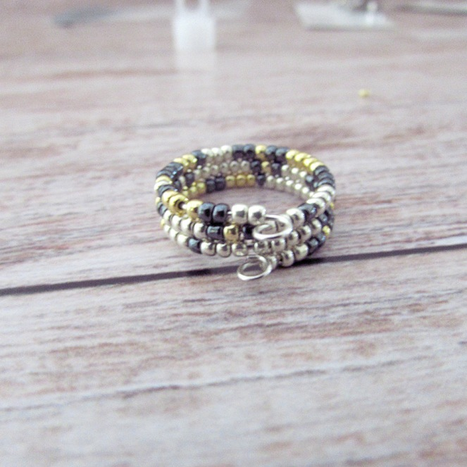 Bumble Bee Ring 3