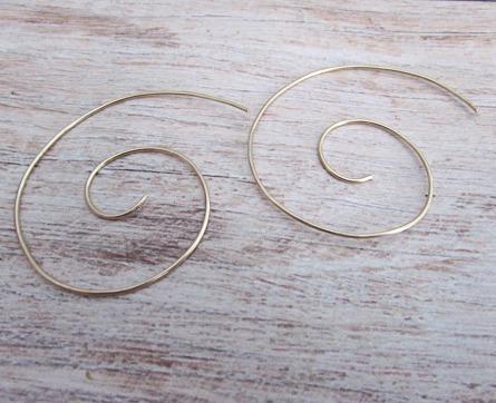 Finished Spirals